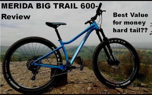 Merida Big Trail 600 Review/ Overview and test ride – One Planet adventure Llandegla- GOPRO
